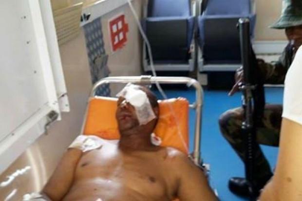Turba haitianos hiere de gravedad 2 militares dominicanos en Dajabón