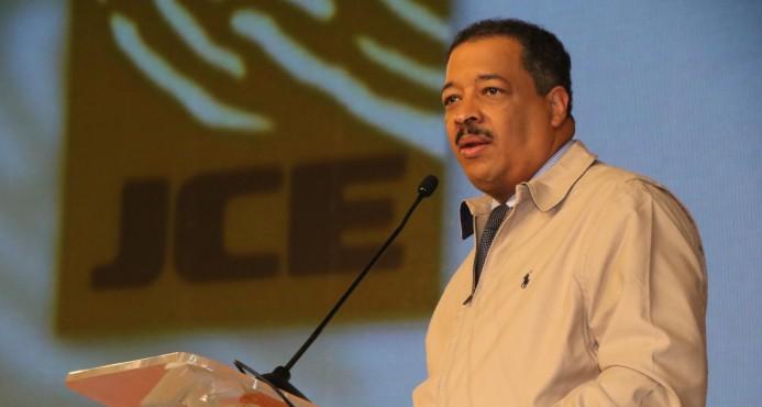Presidente de la Junta Central Electoral hablará hoy al país por televisión