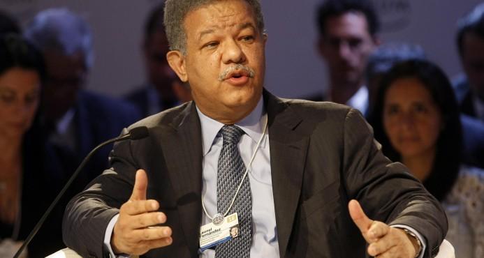 Leonel revela temas que proponen Gobierno venezolano y la oposición