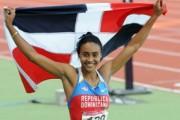 Mariely Sánchez hace historia en atletismo RD