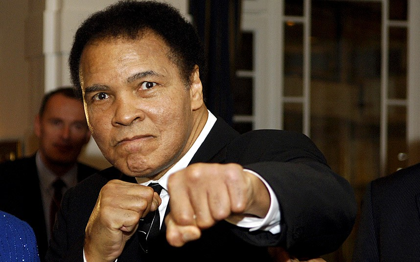 Muere leyenda boxeo Muhammad Ali