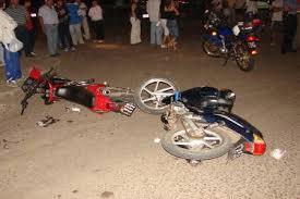 SFM: Mueren dos en accidentes de motocicletas región nordeste