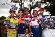 Nogueras domina prueba del Nacional de Motocross