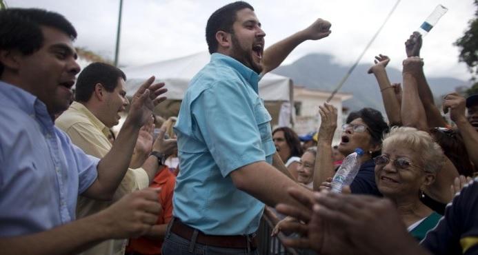 Oposición venezolana descarta reunirse otra vez en la RD