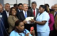 SPM: Presidente inaugura industria textilera