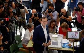 """ESPAÑA: Rajoy insiste fórmula gobierno con los """"moderados"""""""