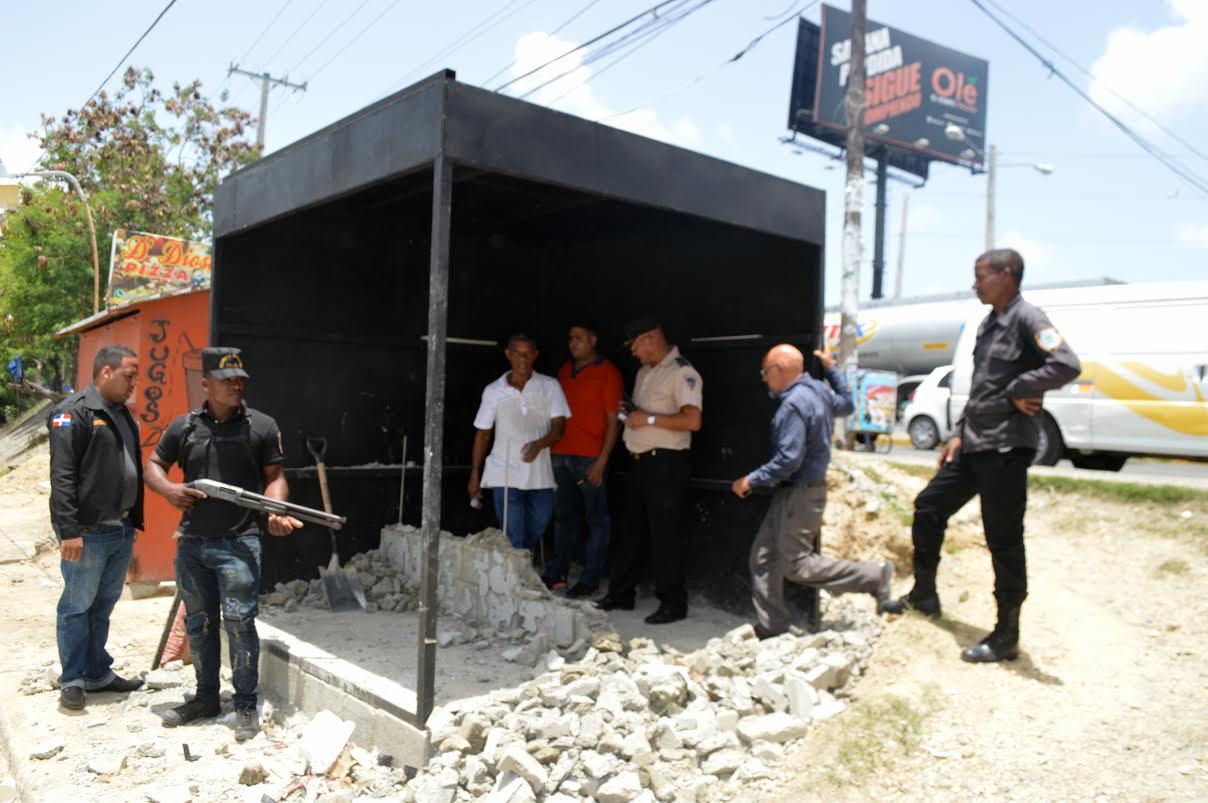 SDN: Alcaldía dispone recuperación áreas verdes