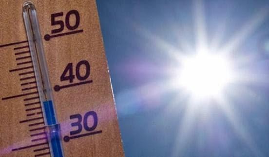 Advierten ola de calor sofocante