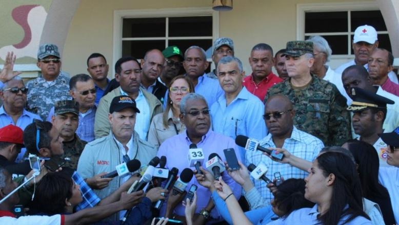 """Gobierno de Haití agradece ayuda """"rápida y desinterasada"""" de la R. Dom."""