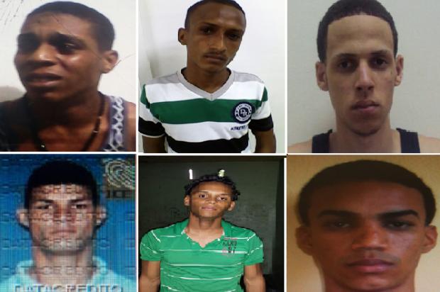 """Policía difunde nombres y fotografías de los """"delincuentes"""" más buscados"""