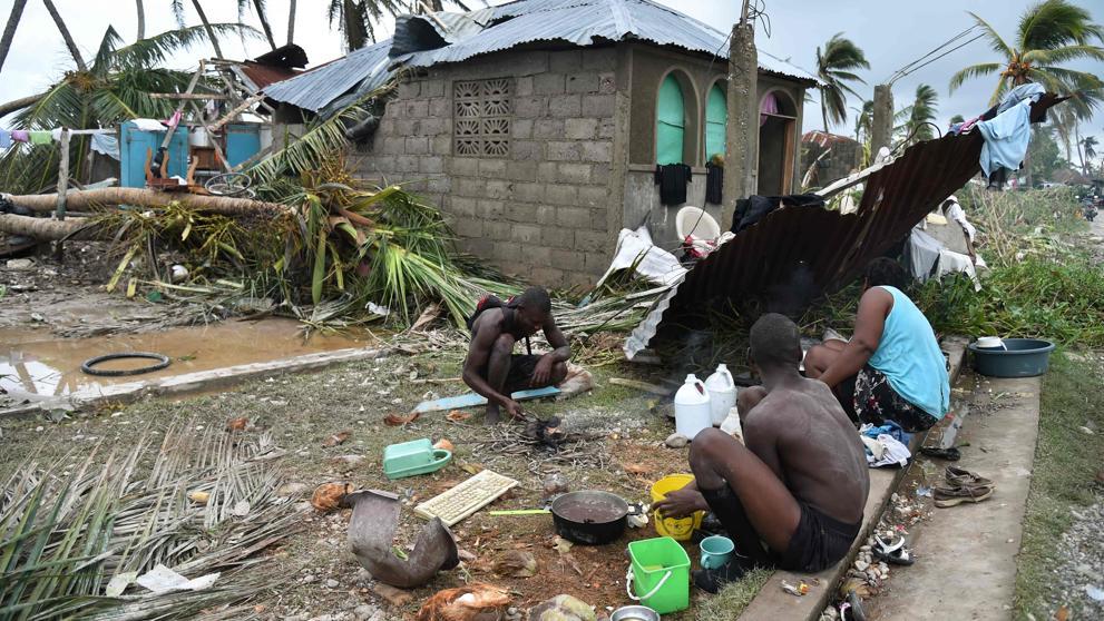 R. Dom. envía ayuda a Haití para atender calamitosa situación