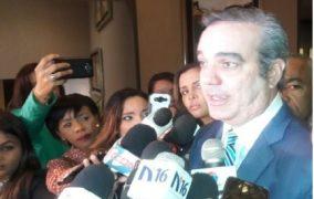 Abinader pide Gobierno procese implicados en caso de Tucanos