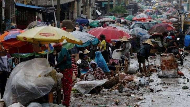 Huracán Matthew llega a Cuba tras su devastador paso por Haití