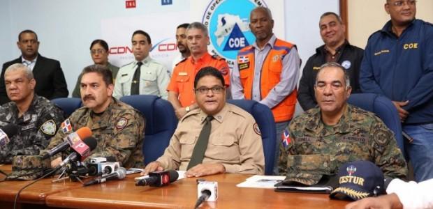 COE: 8,500 personas han sido desplazadas por huracán Matthew