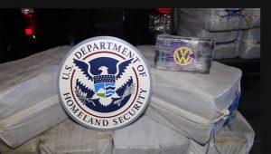 Detienen a 3 dominicanos con 60 kilos de cocaína al norte de Puerto Rico