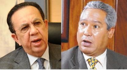 Chocan Gobernador del Banco Centraly nuevo Ministro Economía por dólares