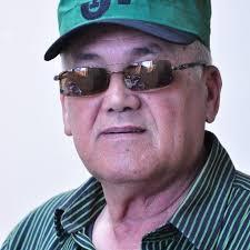 Víctor Martínez desvela banco en el parque Memorial Los Palmeros