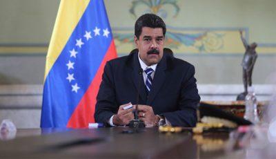 VENEZUELA: Panamá incluye Maduro y otros chavistas en lista de lavado