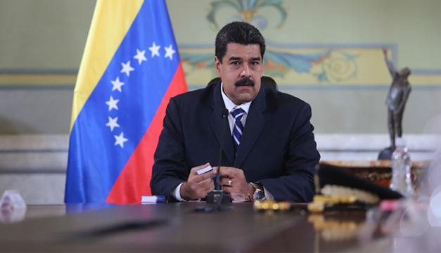 """VENEZUELA: Maduro acusa de """"ladrón"""" y """"cobarde"""" al Presidente de Argentina"""