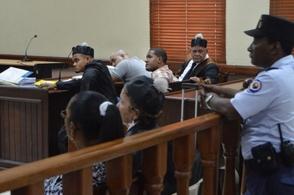Ordenan apertura juicio de fondo contra imputados en caso OISOE