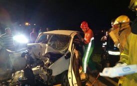 HIGUEY: Cuatro personas mueren en accidente en autovía El Coral