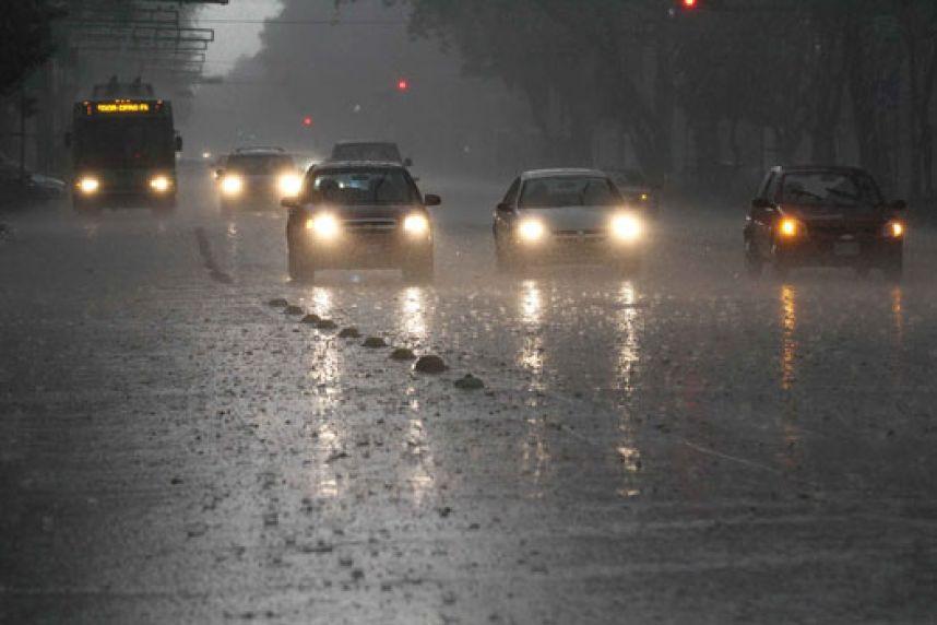 Vaguada provocará lluvias y tormentas en varias provincias de R. Dominicana
