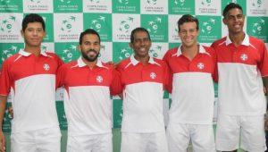 RD busca mantenerse en el grupo 1 Copa Davis