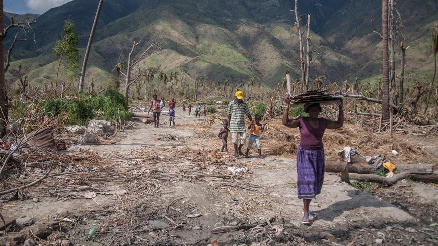 Urgen provisión agua potable en Haití para evitar nueva epidemia cólera