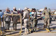 RD entrena mil militares para reforzar la seguridad en zona fronteriza