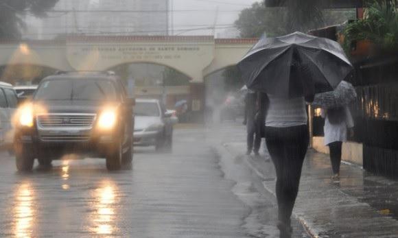 Anuncian más lluvias y tormentas eléctricas para este fin de semana