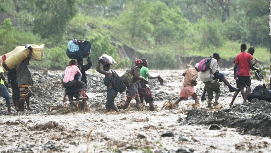Se eleva a 264 el número de muertos en Haití por el huracán