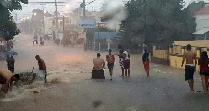 El COE eleva a 10 las provincias en alerta verde ante posibles inundaciones