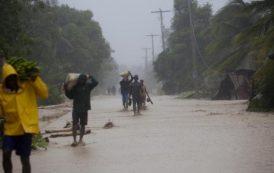 Cinco muertos y un desaparecido en Haití por intensas lluvias