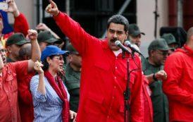 """Maduro convoca al Consejo Defensa y poderes públicos por """"golpe parlamentario"""""""