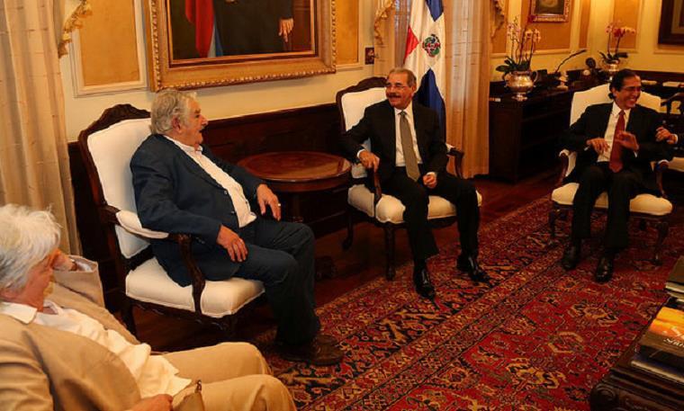 Mujica: RD es milagrosa, no sé cómo hacen con impuestos tan bajos