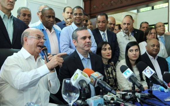Bloque Opositor celebrará el domingo asamblea popular JCE independiente