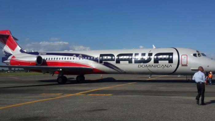Pawa Dominicana cancela vuelos a Haití por cierre aeropuerto Puerto Príncipe