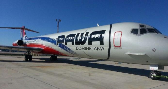 Otro avión de Pawa Dominicana trae pasajeros varados en Puerto Rico