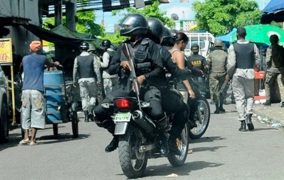 Fuerzas de seguridad detienen a 1,481 personas en operativos