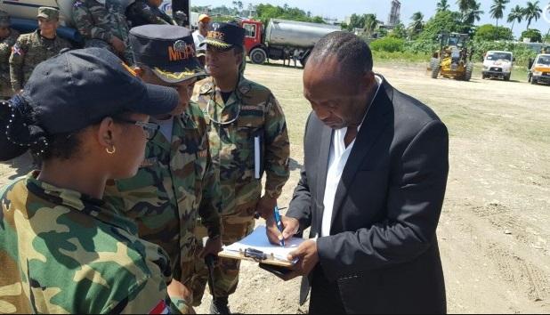 Sectores Haití cuestionan en públicoayuda de la República Dominicana