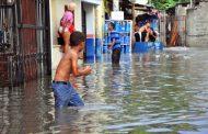 Lluvias inundan 117 casas, anegan 7 secciones y desplazan 885 personas
