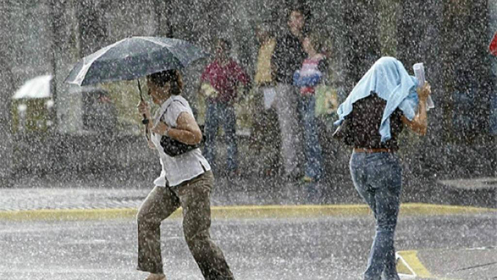 Onamet anuncia lluvias y tormentas eléctricas para hoy y mañana