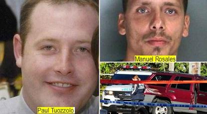 Delincuente mata sargento policial, hiere otro en El Bronx