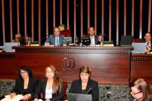 Senado elige a Álvarez Pérez como presidente de la Cámara de Cuentas
