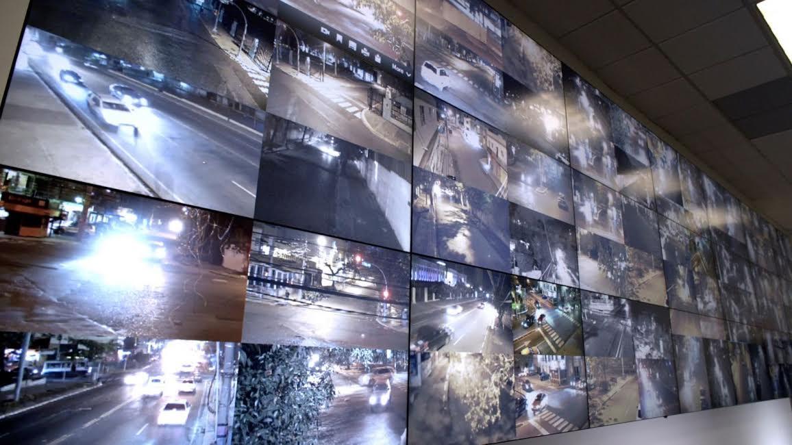 Más de 1,300 cámaras de vigilancia combaten delincuencia Santo Dgo.