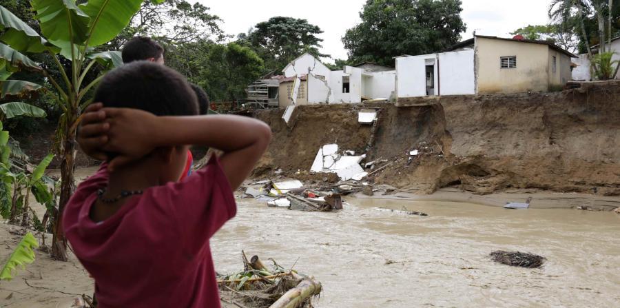 Desplazados por lluvias en República Dominicana aumentan a 19 mil 525