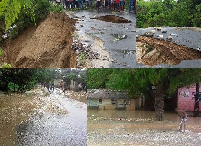 Gobierno estima RD$20 mil millones daños ocasionados por las lluvias