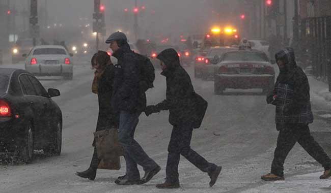 Frente frío afectará Rep. Dom., México y Centroamérica en los próximos meses