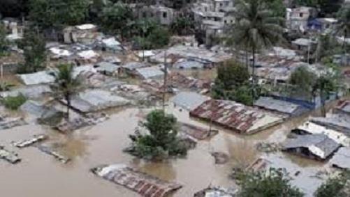 Cuatro muertos y 14.201 evacuados por lluvias las últimas 24 horas RD