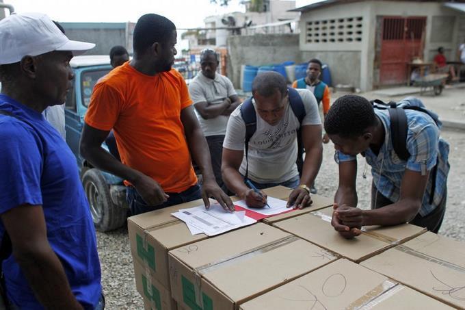 OEA dice las elecciones en Haití se desarrollaron con normalidad
